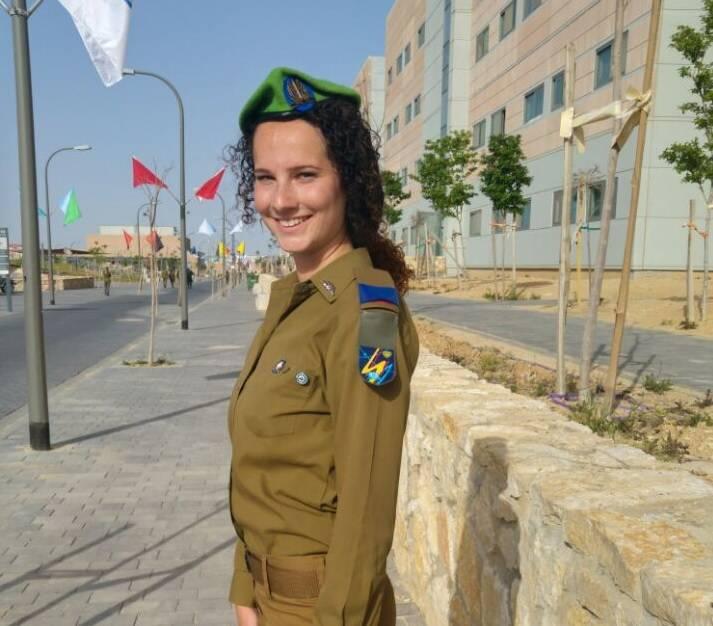 2 קצינות הצטרפו למערך קציני התקשוב בגדודים קרביים