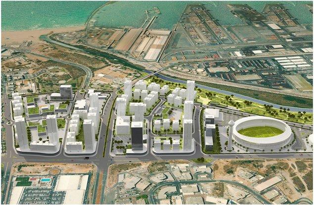 """מהפכת הדיור של אשדוד: אושרה בניית רובע """"פארק לכיש"""""""