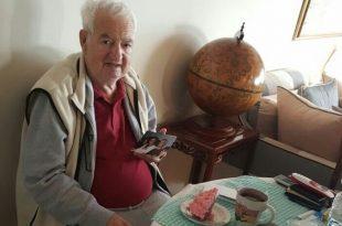 מנדל ויגדר בן ה-85 שחי בגפו נפטר, הציבור מוזמן להגיע להלוויה