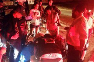 רכב פגע בחוזקה בנערה שרכבה על אופניים חשמליים ופצע אותה