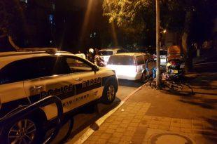 במהלך הלילה: גנבים נתפסו על חם פורצים לרכבים באשדוד