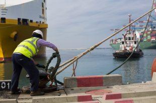 דירוג פלטינה לחברת נמל אשדוד
