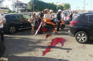 אירוע דקירות באשדוד: גבר במצב אנוש