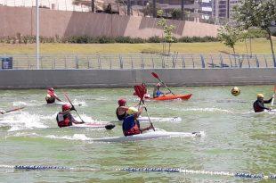 נבחרת הפולו קיאק של נמל אשדוד זכתה במקום הראשון בליגה למקומות עבודה