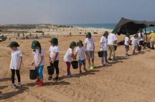 קייטנה אחרת עם הארכיאולוגים הצעירים