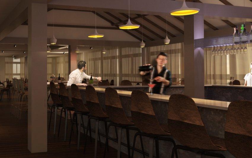 אטמוספירה- מסעדה ובית לאירועים באווירה אחרת