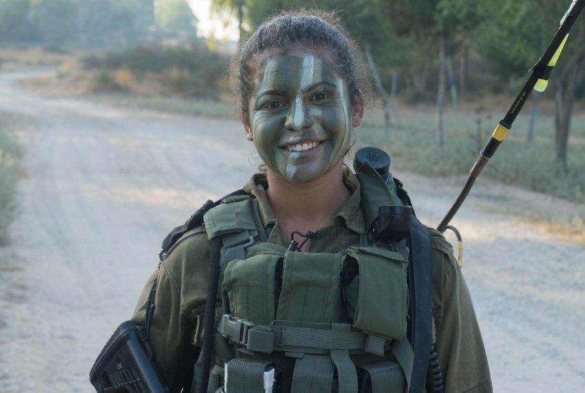סלומה סולטן הפכה ללוחמת חילוץ והצלה בגיל 23