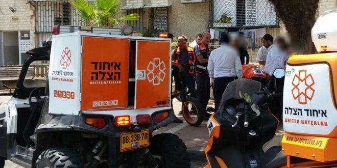 2 רוכבי אופניים חשמליים נפגעו בתאונה