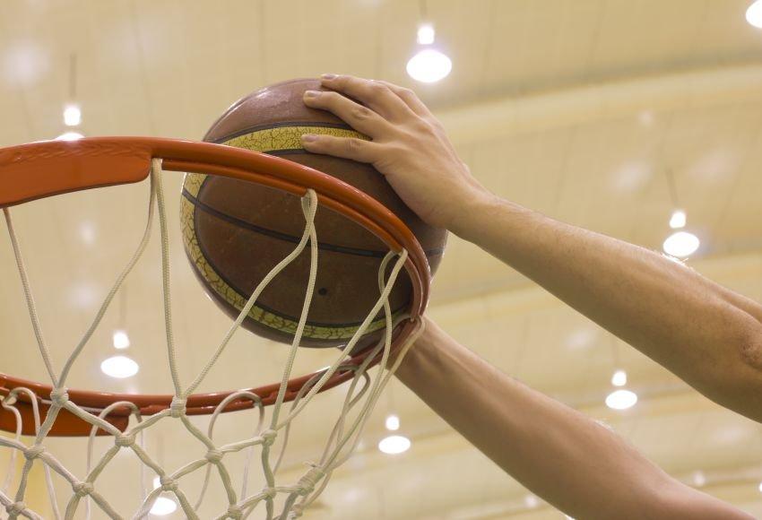 משחק כדורסל