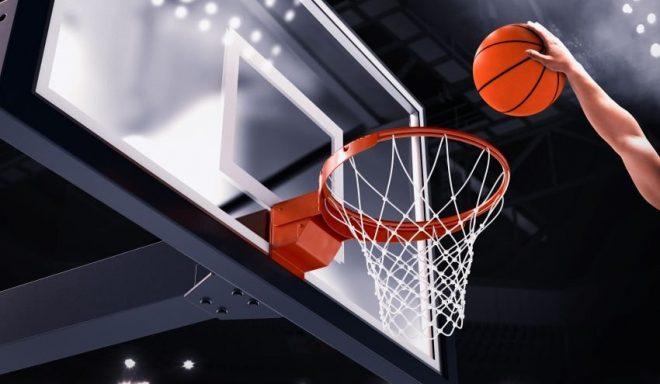 קליעה של כדור לסל