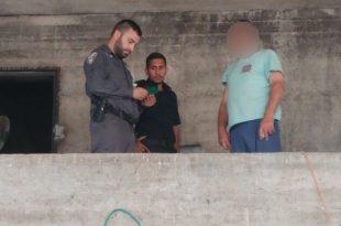 """פעילות משטרתית מוגברת לחיפוש אחר שב""""חים"""