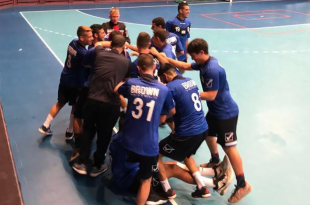 בוטנקו ופרקש מאשדוד מצליחים בנבחרת ישראל לנוער בכדוריד
