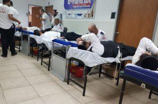 100 מנות דם נתרמו על ידי תושבי אשדוד