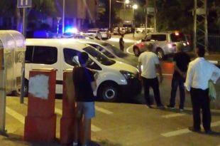 חבלני משטרה הוזעקו בעקבות חשד שמטען נמצא מתחת לרכב באשדוד