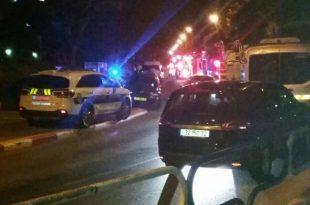שריפה פרצה בדירה באשדוד - 2 אנשים נפצעו
