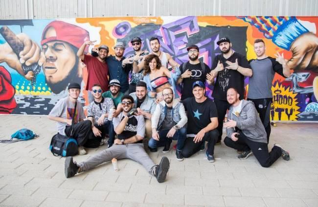 VAV פסטיבל היפ הופ ישראלי באשדוד