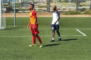 רחמים צ׳קול מונה למאמן הנוער באדומים אשדוד