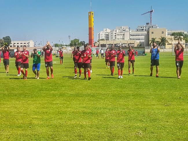 עוד ניצחון להפועל אדומים אשדוד במשחק אימון