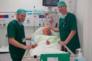 """בשעה טובה: ניתוח ראשון בביה""""ח אסותא אשדוד"""