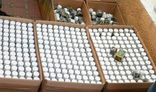זהירות: תרופות מסוכנות נמכרו ונתפסו באשדוד