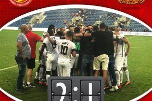 איחר אבל הגיע - ניצחון בכורה למ.ס בליגת העל