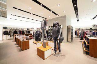 חנות בגדי גברים באשדוד