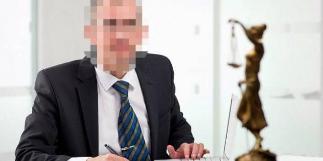 עורך דין מאשדוד עם פנים מטושטשות