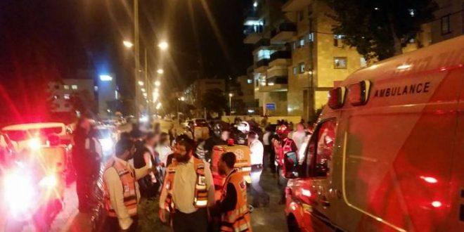 נס: רכב התהפך בקרבת ילדים - פצוע אחד במקום