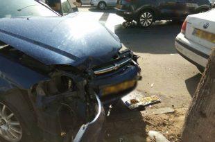 שבעה פצועים בתאונות הבוקר באשדוד - מעורבות משאית ומס' כלי רכב