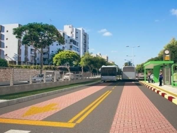 עבודות התחבורה באשדוד עוברות לאזורים חדשים