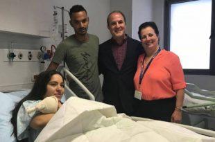 """2 תינוקות ראשונים נולדו היום באסותא - ראש העיר: """"יום היסטורי והתגשמות חלום"""""""