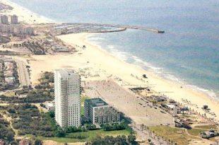 הועדה המחוזית אישרה את פרויקט הדיור והמלונאות בחוף לידו