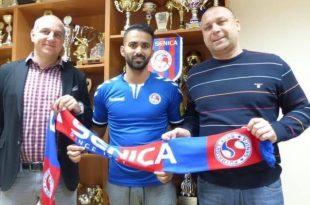 אמיר בן שמעון חתם בסלובקיה