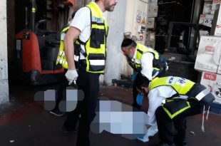 נחשף: כך נפצע ונהרג נהג המלגזה בן ה-34 מאשדוד