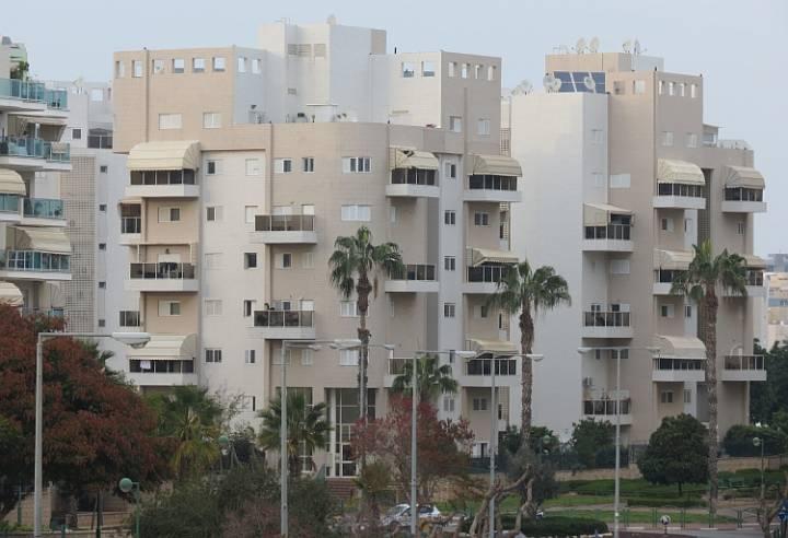 שכונת מגורים באשדוד