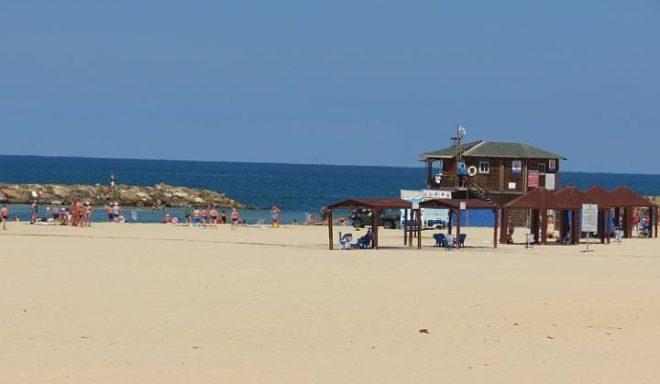 חוף מי עמי אשדוד