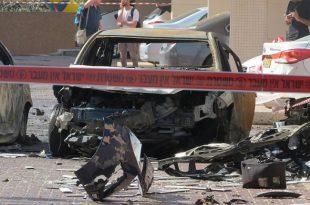"""""""הילדים שלי עברו שם 5 דקות לפני הפיצוץ, זה היה יכול להגמר באסון"""""""