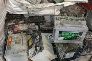 יותר מ-100 טון חומרים מסוכנים נתפסו באשדוד