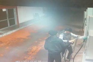 כתב אישום: מלאו בקבוקי דלק והעלו באש חנות בגדים באשדוד