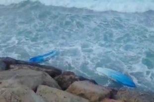 גולשים מאשדוד הצילו ילדים מטביעה בים