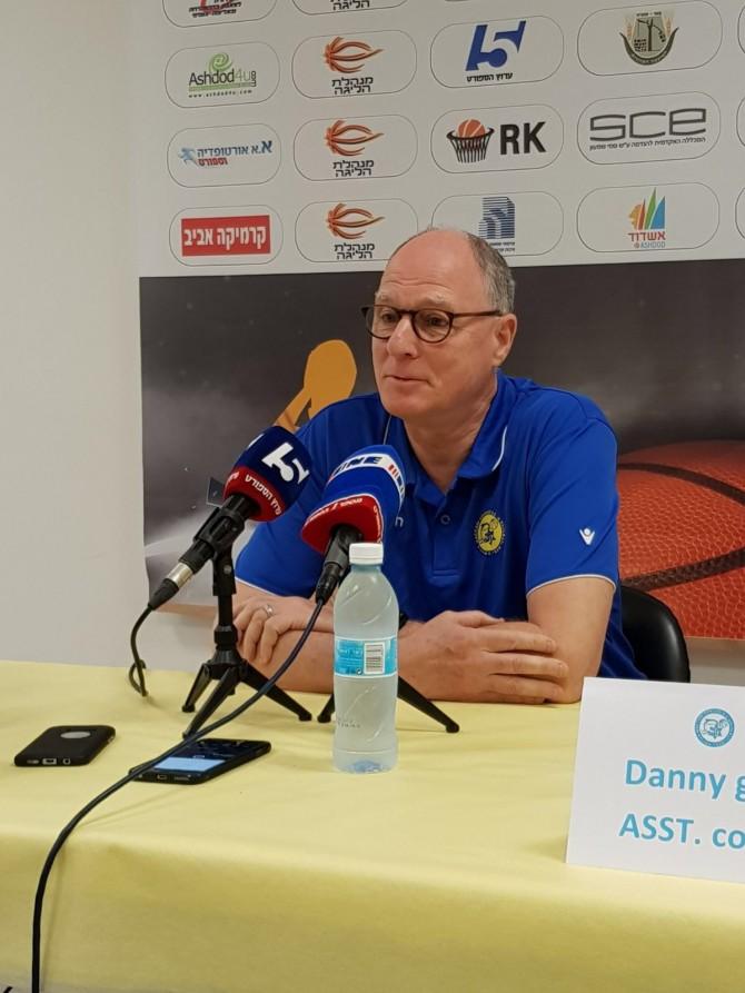 באשדוד באר טוביה יחכו עם החלטות לאחר המשחק מול חיפה בגביע