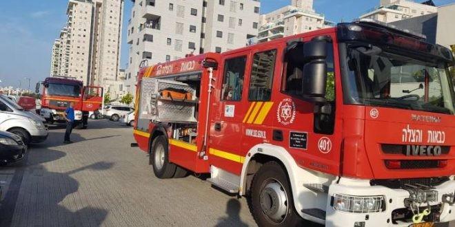 כמעט אסון: חנוכיה גרמה לשריפה בדירת מגורים