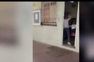 תיעוד קשה: מכות - אלימות ואבנים בבית ספר באשדוד
