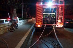 שתי דירות עלו באש הלילה באשדוד - שלושה נפצעו