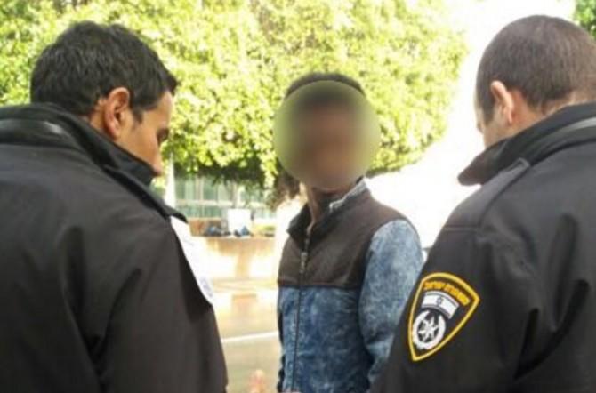 """אריתראי """"מפוקח מין"""" נעצר לאחר שהכניס לדירתו ילדים בני 3"""
