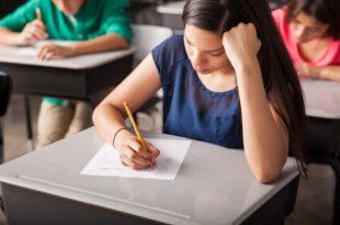 תלמידה במקיף באשדוד