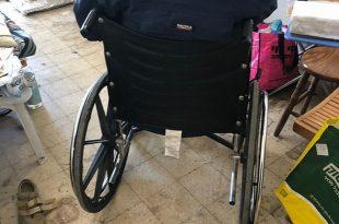 קטוע רגל ערירי כבן 70 חי בבית הרוס ובזוהמה שלא נוקתה במשך עשור