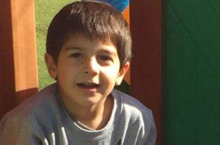 """סוף עצוב: הילד בן ה- 3 שנרצח ע""""י אביו הובא לקבורה באשדוד"""