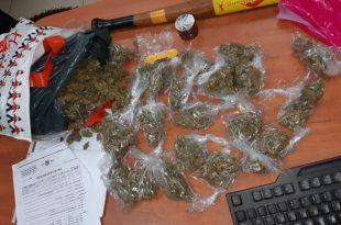 המשטרה עצרה שני תושבי אשדוד בחשד לסחר בסמים