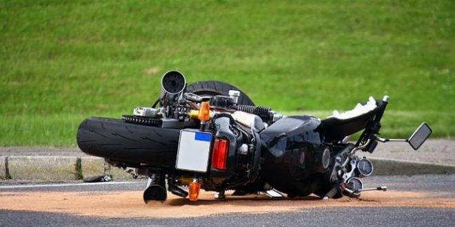 תאונת אופנוע באשדוד